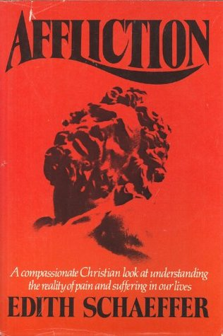 Affliction by Edith Schaeffer book cover